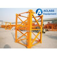 Wholesale Durable Block Mast Section 1.5*2.2m for QTZ40 Constuction Tower Cranes from china suppliers