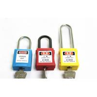 Wholesale G21 76mm steel Padlock , Safety steel lockout from china suppliers
