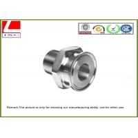 Wholesale Mechanical Parts Cnc Aluminum Parts / Micro Cnc Precision Machining With Small Tolerance from china suppliers