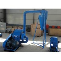 China 500 kg Diesel Engine Animal Feed Hammer Mill for Wood , Corn , Wheat on sale