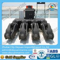 Wholesale Quick Release Towing Hook Marine Mooring  Equipment With Different Capacity from china suppliers
