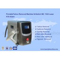 Wholesale Portable Professional Q-Switch Laser Powerful Laser Tattoo Removal Machine from china suppliers