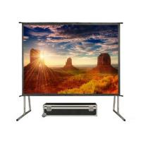 """Wholesale 300"""" Portable Folding Screen , Fast Fold  Screens With Aluminum Housing from china suppliers"""