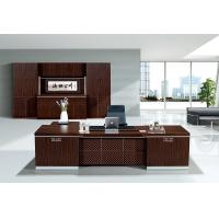 Wholesale 2016 Special Modern Boss Desk Wooden Office Table from china suppliers