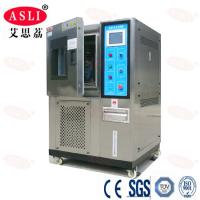 Wholesale Adjustable Stainless Steel Temperature Environmental Climate High And Low Temperature Test Cabinet from china suppliers