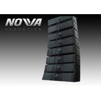 Wholesale Big 3 Way Line Array Subwoofer System / Passive Speaker Box , 370x1175x610mm from china suppliers