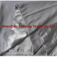 Wholesale FR Electromagnetic-shielding silver-plated knitting fabric from china suppliers