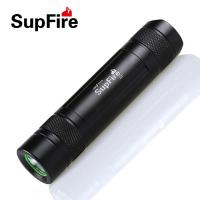 Wholesale 3W 5 Mode USA CREE XPE MINI LED Flashlight 18650 Power 220Lms 3 Colors Aluminum Alloy LED Torch Lantern from china suppliers