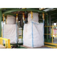 Wholesale Belt Type FIBC / Jumbo Bag / Bulk Bag Filling Machine 15-30 bag/h from china suppliers