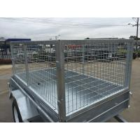 Wholesale Hot Dipped Galvanized Heavy Duty 6x4 Cage, Mesh Cage, Stock Crate from china suppliers
