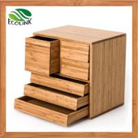 Wholesale China Cheap Small Chest of Drawers with Bamboo for Bedroom from china suppliers
