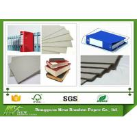 Wholesale 1000g Economic and Laminated Uncoated Grey Cardboard Sheets for Folder from china suppliers