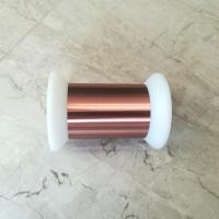 Buy cheap Automatic Machine Magnet Copper Enameled Wire 0.01 - 3mm With High Frequency from wholesalers