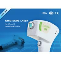 Wholesale Salon Beauty 808nm Diode Laser Hair Removal Machine 10 - 400ms Pulse Duration from china suppliers
