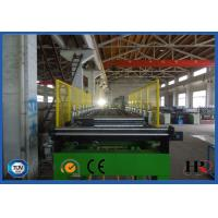Wholesale 950 - 1000mm Width PU Sandwich Panel Production Line  With 150 - 200 Bar Foaming Pressure from china suppliers