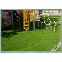 Wholesale High Density Natural Looking Playground Artificial Grass Safe For Children from china suppliers