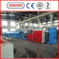 Wholesale 110-450mm HDPE pipe production line from china suppliers