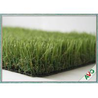 Wholesale Stand Straight Playground Synthetic Turf , Landscaping Playground Fake Grass from china suppliers