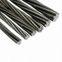 Wholesale Strand wire with galvanized or un-galvanized surface treatment from china suppliers