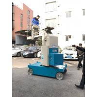 Wholesale 360 Degree Rotation Self Propelled Aerial Lift 7.5m Mast Type Boom Lift from china suppliers