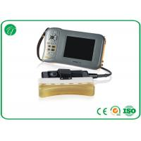 Wholesale Linear Electronic Portable Veterinary Ultrasound , Livestock Ultrasound Machine LCD Monitor from china suppliers