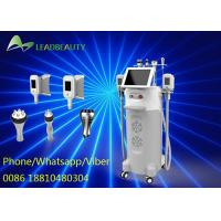 Wholesale 5 Handles Cryolipolysis Fat Freeze Machine Vertical For Men or woman from china suppliers