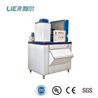 Wholesale 1T Commercial Flake Ice Machine , Stainless Steel SUS304 Evaporator from china suppliers