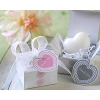Wholesale Heart Mini-Soap --(Pink Box or Sliver Box) from china suppliers