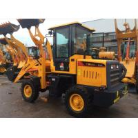 Wholesale small wheel loader for sale model zly912 from china suppliers