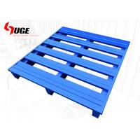 Wholesale Antioxidant Euro Stackable Metal Pallets For Transportation Multi - Functional from china suppliers