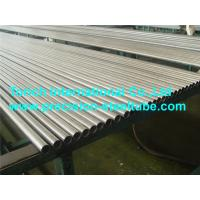 Buy cheap Custom Austenitic Stainless Small Diameter Seamless Steel Tubes GB/T 3090 from wholesalers