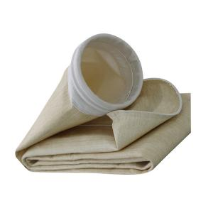 Wholesale Aramid Singeing High Temperature Filter Bags Anti Alkali from china suppliers