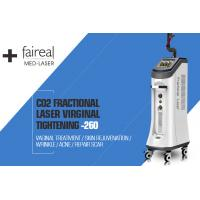 Wholesale CO2 Fractional Laser Acne Scar Removal Machine , Wrinkle Removal from china suppliers