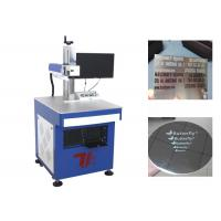 Wholesale Stainless Steel Tags Fiber Laser Marking Machine 100000 Hours Laser Lifespan from china suppliers
