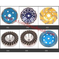 Wholesale Diamond cup wheel for grinding from china suppliers