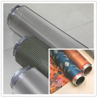 Wholesale Fabric Nickel Screen Accurate Textile Rotary Screen Printing 195M from china suppliers