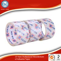 Wholesale 42mic Water Based Adhesive Acrylic BOPP Packaging Tape for Office / Workshop from china suppliers