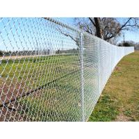 Wholesale 6ft pvc coated various color chain link fence roll for breeding of animals from china suppliers