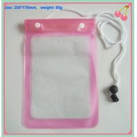 Wholesale waterproof mobilephone bag, ipad bag, e-booksbag, sundry bag from china suppliers