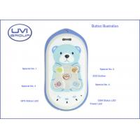 Wholesale PT301 Plastic Cover Cute GSM / GPRS Plastic Cover GPS Cell Phone Trackers for Kids / Child from china suppliers