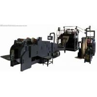 Wholesale 26KW 630 - 1190mm Fully Automatic Shopping Paper Bag with Handle Making Machine WFD-430 from china suppliers