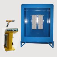 Wholesale Small Powder Coating Booth With Curing Oven And Powder Coating Gun from china suppliers