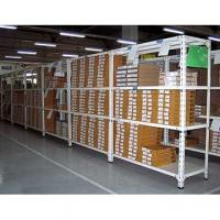 Wholesale Custom Storage Equipment, Selective and Multi-tier Light Duty Shelving, 2-12 Levels from china suppliers