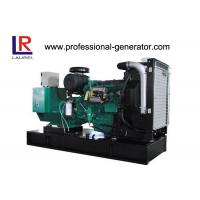 Wholesale Open Type 6 Cylinder 165kw Open Diesel Generator Genset with Deepsea Controller , 3 Phase and 4 Wires from china suppliers
