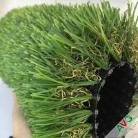 Wholesale Plump Surface 12400Dtex Outdoor Artificial Grass of Thick and Soft Feel from china suppliers