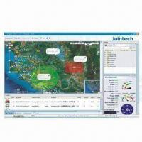 Wholesale Tracking Software, Real-time PC-based for Trackers, Supports POI Function, Alert Via E-mail from china suppliers