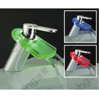Buy cheap LED faucet(A4) from wholesalers