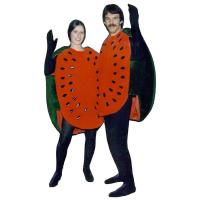 Wholesale Wedge watermelon Mascot costume,Fruit mascot costume, Plush mascot, fruit mascot costumes from china suppliers