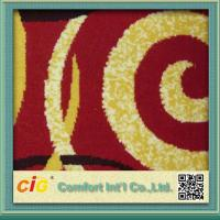 Wholesale Eco-friendly Polyester Carpet Fabric / Exhibition Carpet Cloth for Hotel or Car Upholstery from china suppliers