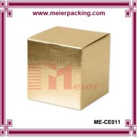 Wholesale Golden Art Paper Candle Gift Box/Candle Paper Packaging Box ME-CE011 from china suppliers